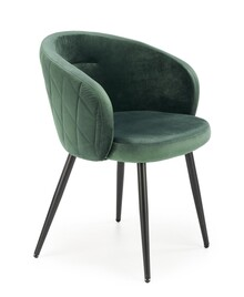 Krzesło K430 - ciemny zielony