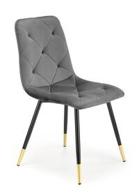 Krzesło K438 - popiel