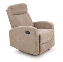 Fotel rozkładany OSLO 1S - beżowy