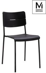 Krzesło RENE - czarny
