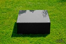 Stolik ogrodowy I - czarny