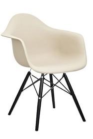 Krzesło DAW BLACK - beżowy