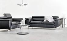 Sofa PHOENIX 3 - skóra naturalna