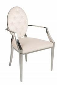 Krzesło MODERN BAROCK - beżowy